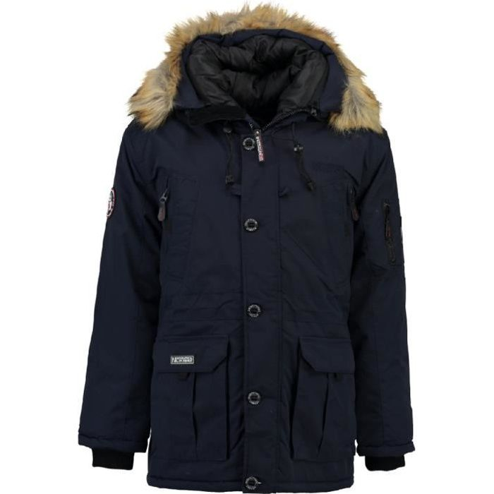 Parka Homme Geographical Norway Boeing Marine