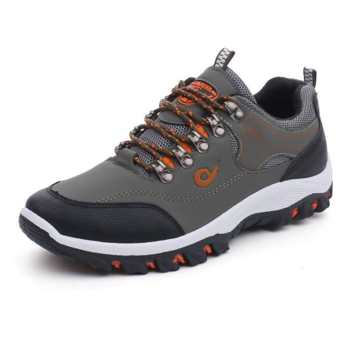 Chaussures de Randonnée Homme Chaussures Alpinisme Marche Etanche