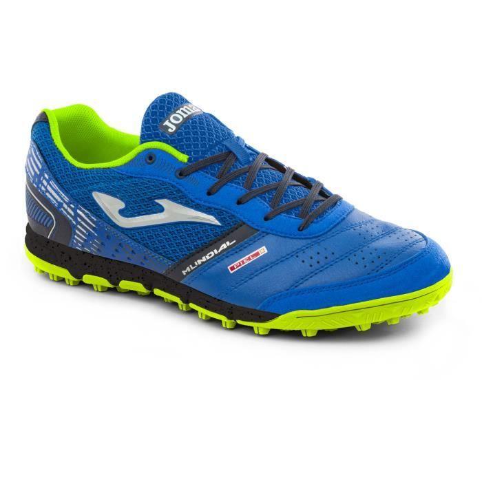 Chaussures de football Joma Mondial Turf 2004 - bleu royal/bleu marine - 45