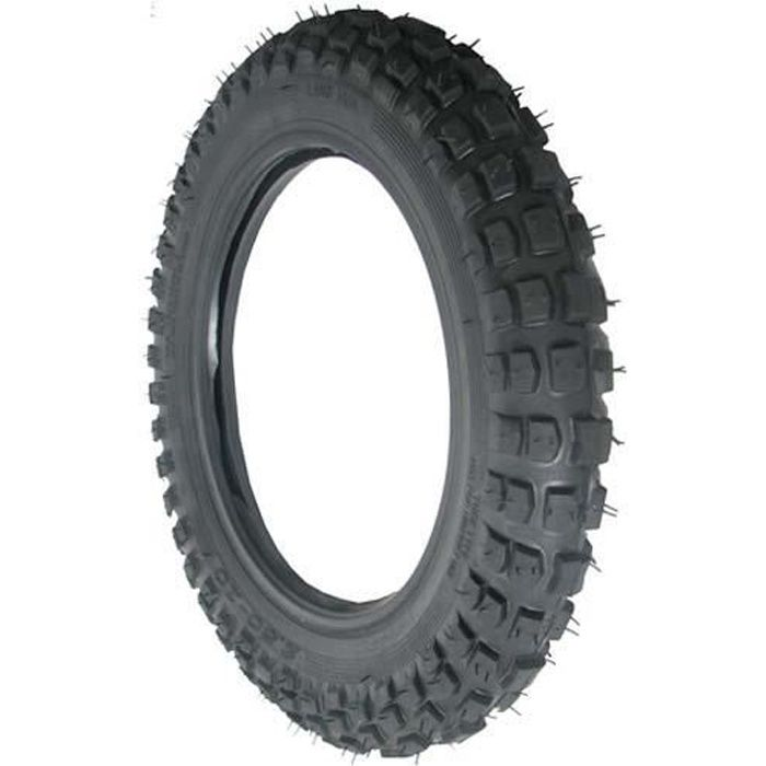 Pneu Dirt bike 10 MIXTE 2.50-10