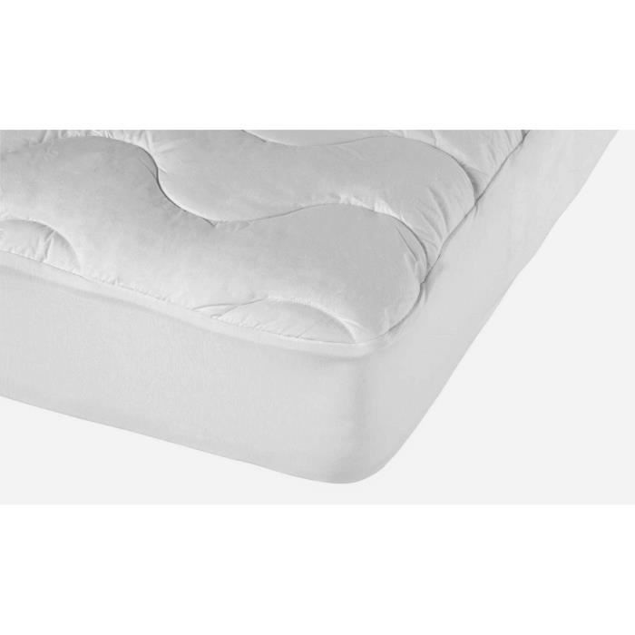SWEET HOME Surmatelas ROYAL SATIN 140x190/200