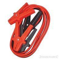 Câbles de démarrage 600 A maxi 594260 Silverline