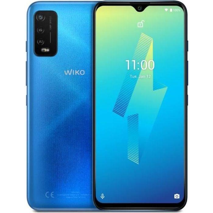 WIKO Power U10 LS Denim Blue 32Go