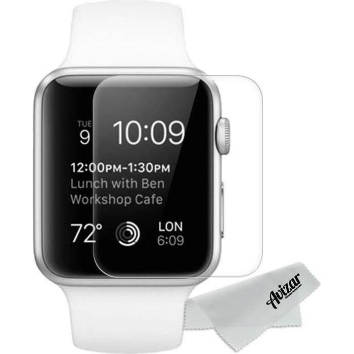 Film Verre Trempé Protection Apple Watch 38mm