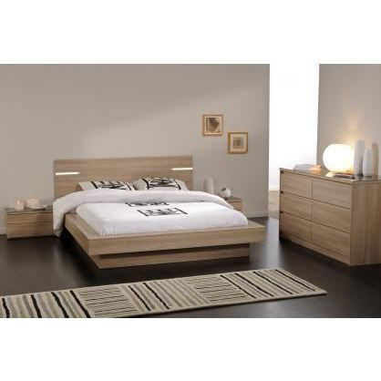 Chambre adulte opaline 2 achat vente chambre compl te for Achat chambre adulte