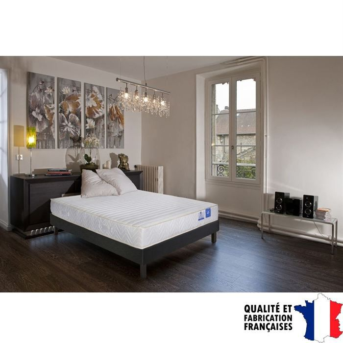 matelas belle literie matelas belle literie benoist sirona 140x190 achat matelas belle literie. Black Bedroom Furniture Sets. Home Design Ideas