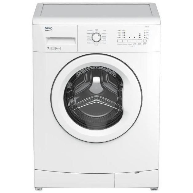 beko wcb7140 lave linge frontal 7kg 1400 tours a lave electrom nager. Black Bedroom Furniture Sets. Home Design Ideas