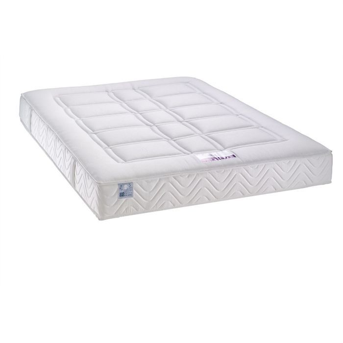 matelas 140x190 latex dunlopillo gemini achat vente matelas cdiscount. Black Bedroom Furniture Sets. Home Design Ideas