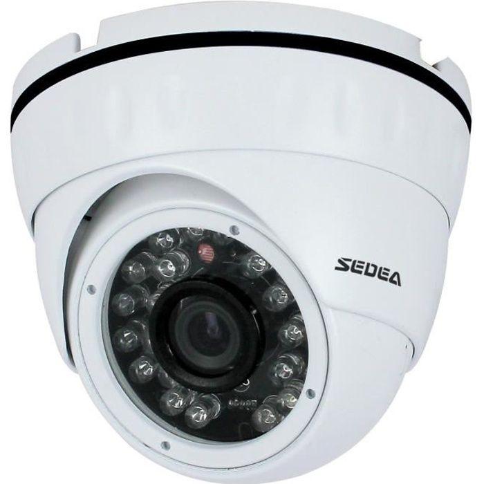 Camera De Surveillance Exterieur Dome