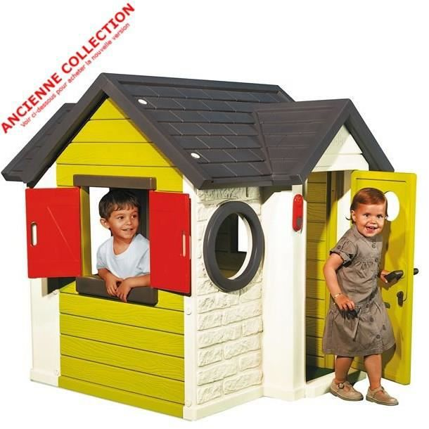 Ancienne version smoby maison my house achat vente for Maison moderne feber