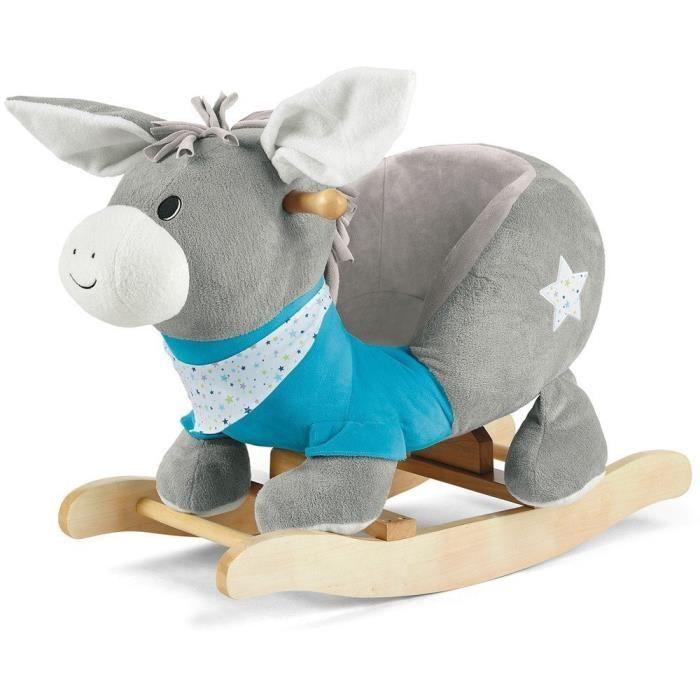 Animal /à bascule cheval /à bascule Chevreuil DORIS The Deer supers/üss mod/èle de grande qualit/é avec fonction Lullaby chanson