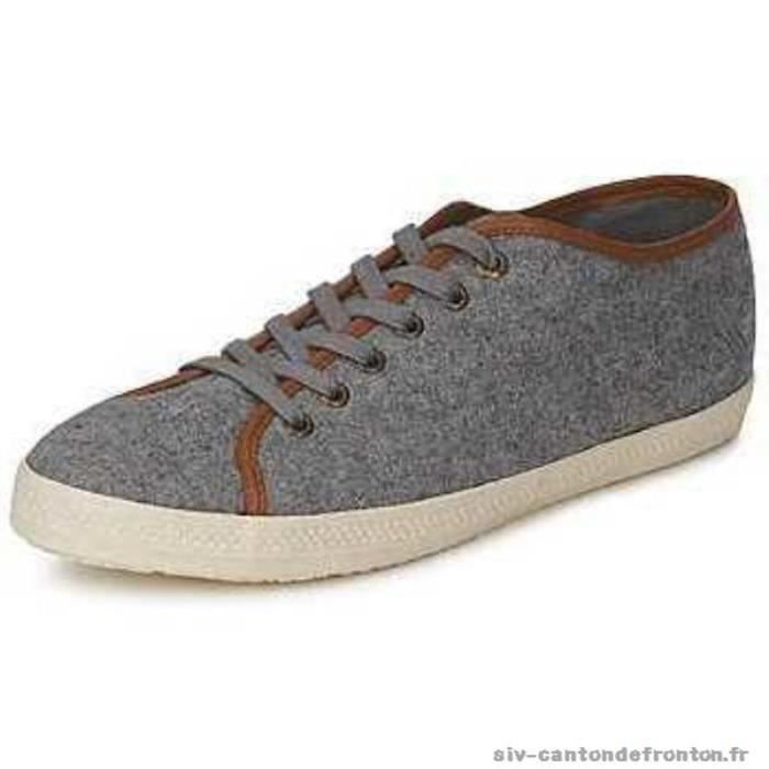 Chaussure Basse Gola Quick Charcoal Tan Ecru Homme Pointure 44
