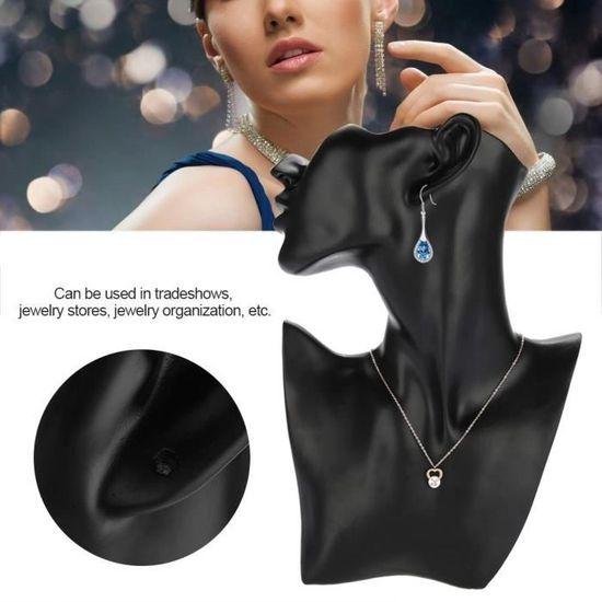 Tubayia Mannequin Porte-Bijoux pour Bracelets Boucles doreilles etc. Colliers