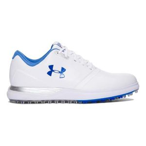 official photos c0e07 f0b70 CHAUSSURES DE GOLF UNDER ARMOUR Chaussures Performance Sl Blanc, médi ...
