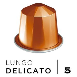 CAFÉ BELMIO Café Espresso Lungo Delicato Intensité 5 -