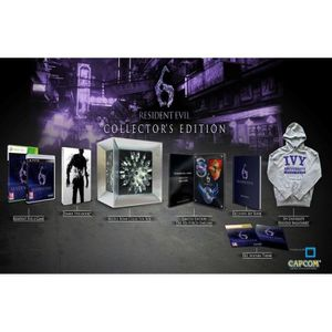 JEU PS3 RESIDENT EVIL 6 COLLECTOR / Jeu console PS3