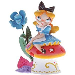 Alessi Amgi50 1 Ciro Il Pulcinella Figurine en Porcelaine decor/ée /à la Main