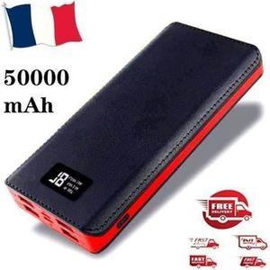 BATTERIE EXTERNE MINGJIA 50000mAh Batterie externe Écran LCD Alimen
