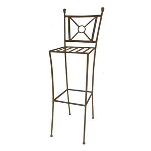 tabouret fer forge achat vente tabouret fer forge pas. Black Bedroom Furniture Sets. Home Design Ideas