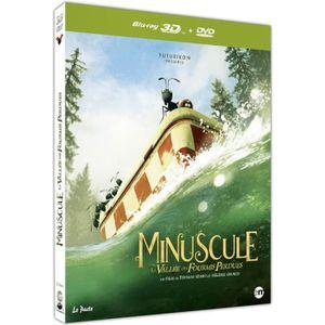 BLU-RAY DESSIN ANIMÉ Minuscule, le film Blu-Ray 3D + DVD