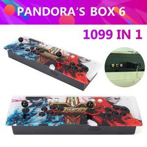 JEU CONSOLE RÉTRO Pandora's box 6 1099 en 1 TV Jamma Arcade Jeux Vid