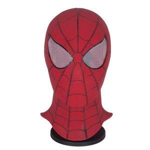 MASQUE - DÉCOR VISAGE Yacn Spider-Man Retrouvailles - Spiderman Capuche