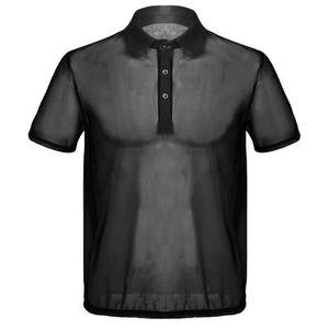 Carisma slim fit polo chemise shirt club Contraste Fête 4 Couleurs Clubwear NEUF