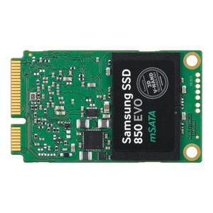 DISQUE DUR SSD Samsung 850 EVO MZ-M5E500BW Disque SSD chiffré 500