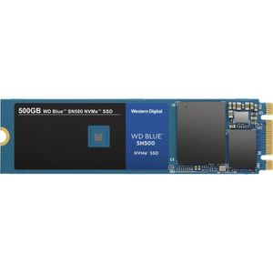 DISQUE DUR SSD WD Blue™ - Disque SSD Interne - SN500 - 500 Go - M