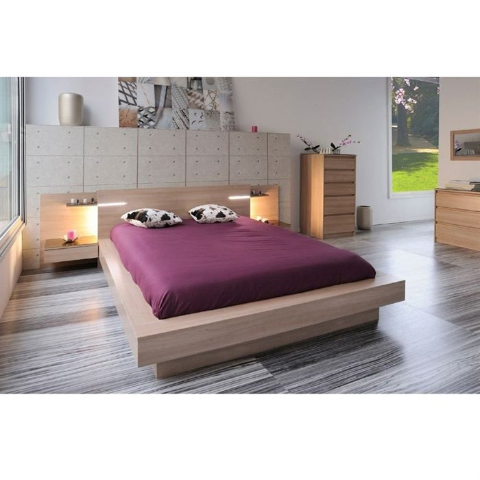 dream lit 140 x 190cm adulte achat vente structure de. Black Bedroom Furniture Sets. Home Design Ideas