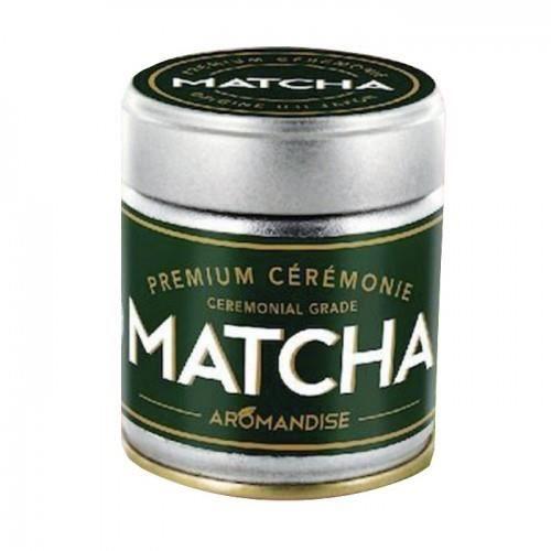 Le thé Matcha peut être bu comme un thé ou parfumer vos préparations culinaires aussi bien salées que sucrées. Thé bio