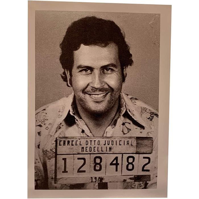 Poster Pablo Escobar El Patron - 61x84 cm