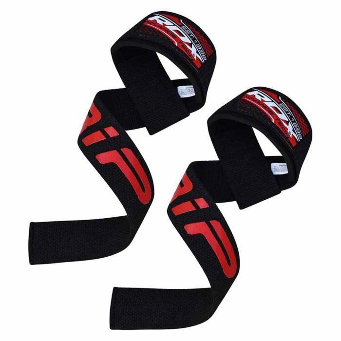 Accessoires entrainement Élastiques, anneaux et cordes Rdx Sports Gym Strap Gel New