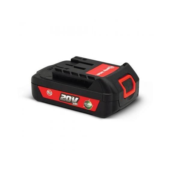 Accessoire Machine Outil - Consommable Machine Outil - ELEM Garden Technic - Batterie 20v lithium - 2000mAh - Elem Garden