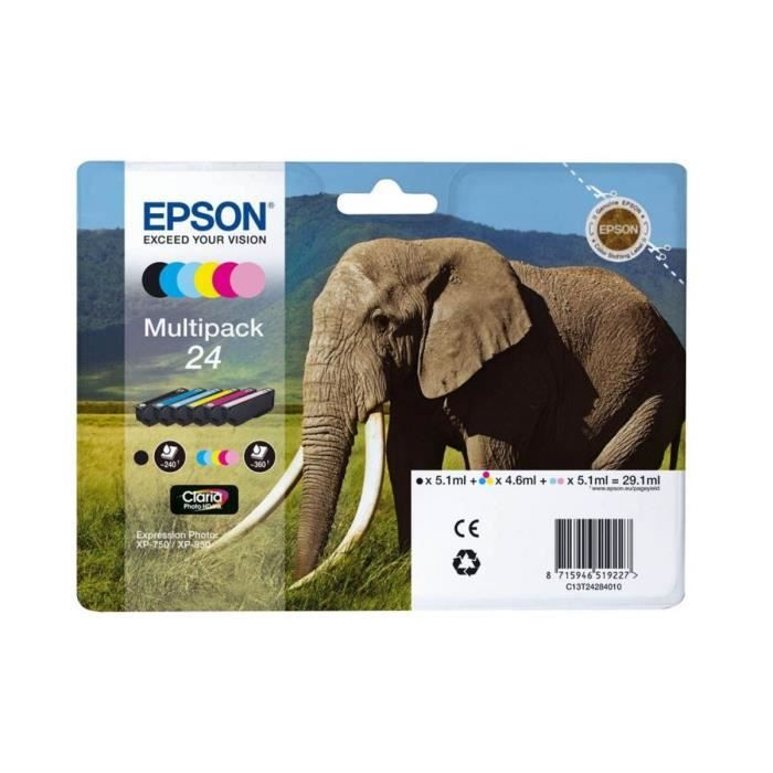 Epson Cartouche Multipack 24 \