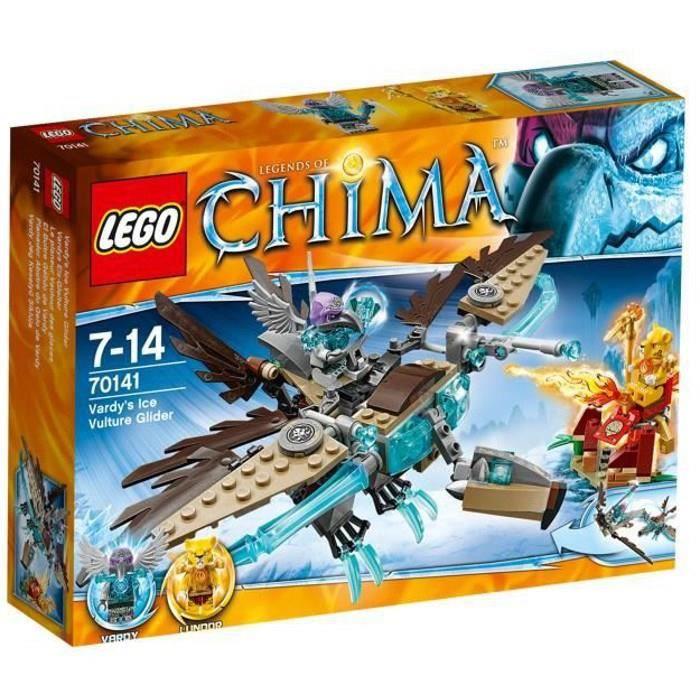 LEGO® Chima 70141 Le Planeur Vautour des Glaces