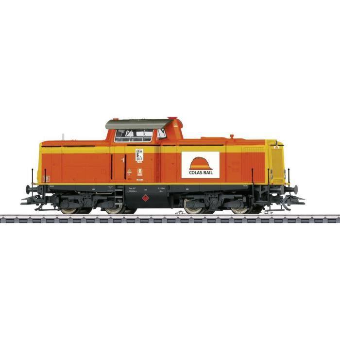 VEHICULE MINIATURE ASSEMBLE - ENGIN TERRESTRE MINIATURE ASSEMBLE - Locomotive diesel H0 Märklin 39214 1 pc(s)