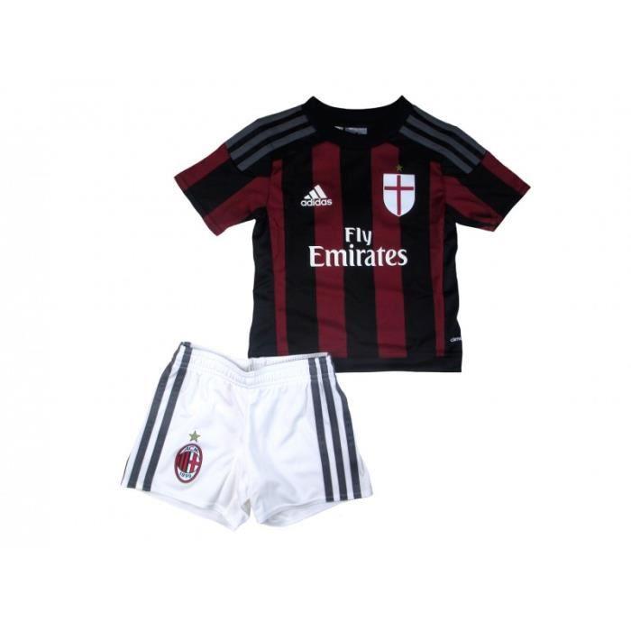 Mini kit Adidas AC Milan enfant