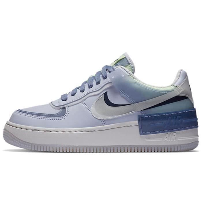 Basket Air Force 1 Shadow Air Force One AF 1 Low Chaussures de Running Femme CK6561-1001