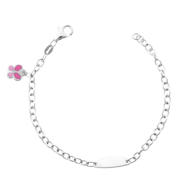 ORPHELIA SILVER Bracelet pour Femmes en Argent sterling 925-ZA-1793