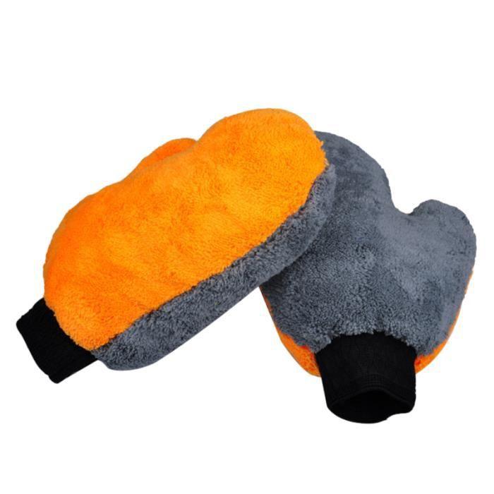 1PC gants pratiques durables fournitures de famille de lavage de voiture de nettoyage pour de cuisine