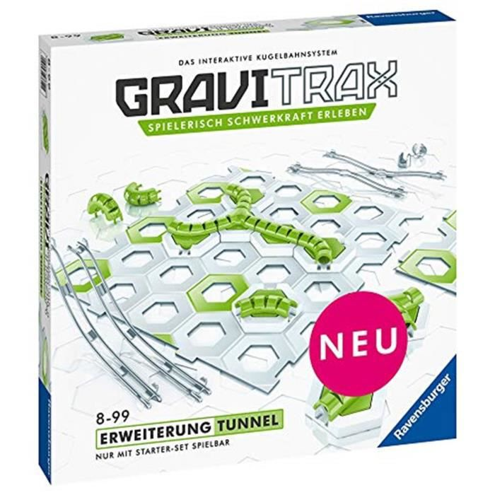 Tunnel - Extension de circuit GraviTrax