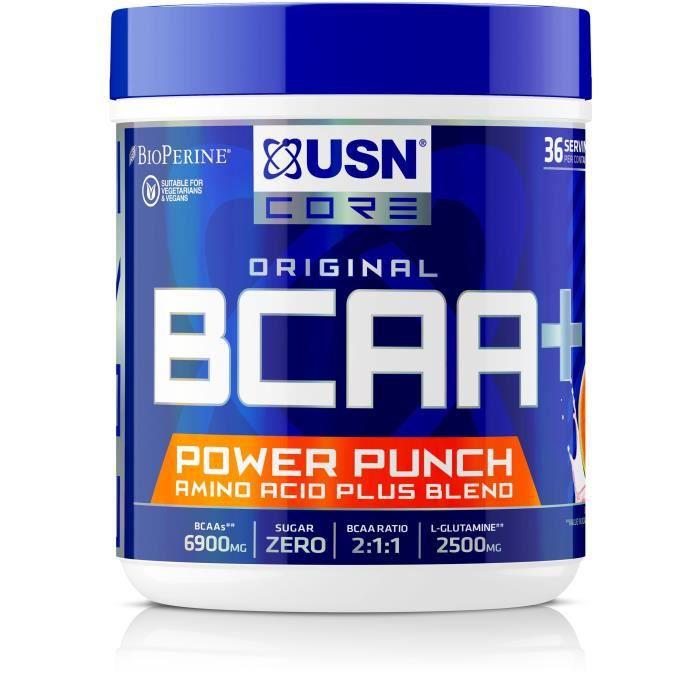 USN Boisson BCAA Power Punch - Pastèque - 400 g