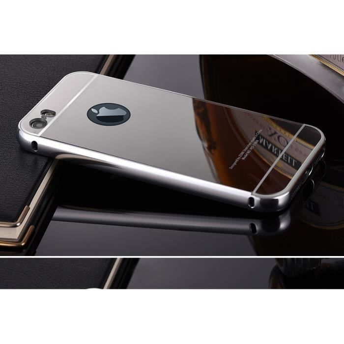 rongle r aluminium metal coque case housse cover