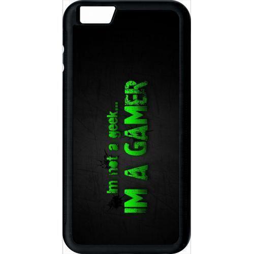 coque apple iphone 6s plus citation geek gamer