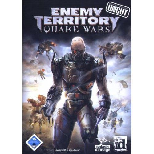 JEU PC Enemy TerritoryTM QUAKE Wars [import allemand]