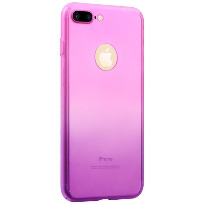 coque iphone 7 couleur violet