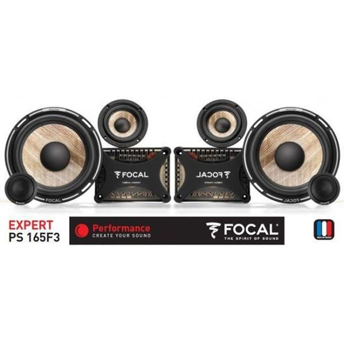 kit hp 3 voies 16 5 cm 80watts rms membrane flax haut parleur voiture avis et prix pas cher. Black Bedroom Furniture Sets. Home Design Ideas