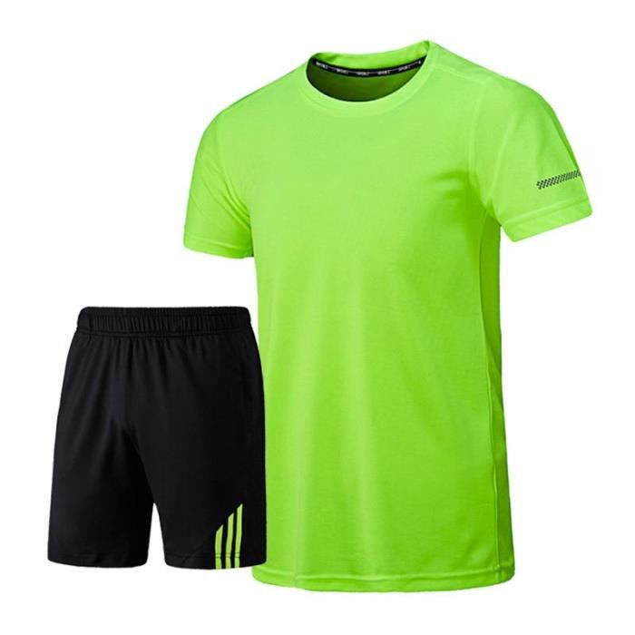 ensemble short tee shirt adidas homme