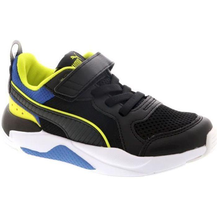 Puma Garçon baskets Noir - Cdiscount Chaussures